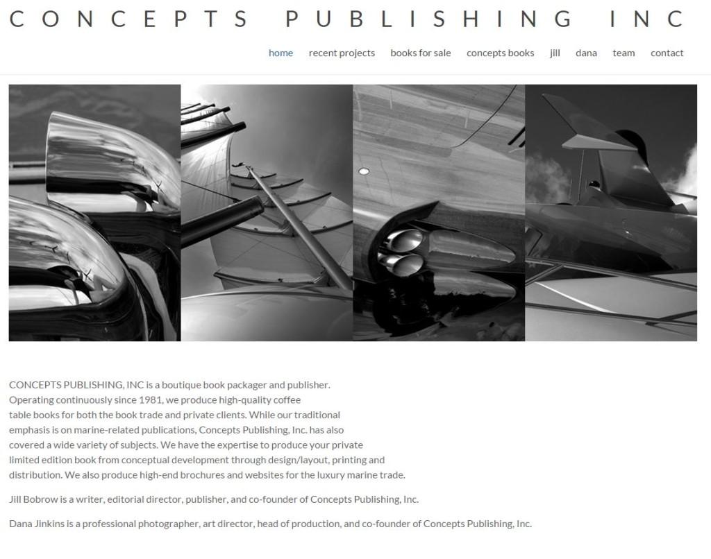 Concepts Publishing Inc.