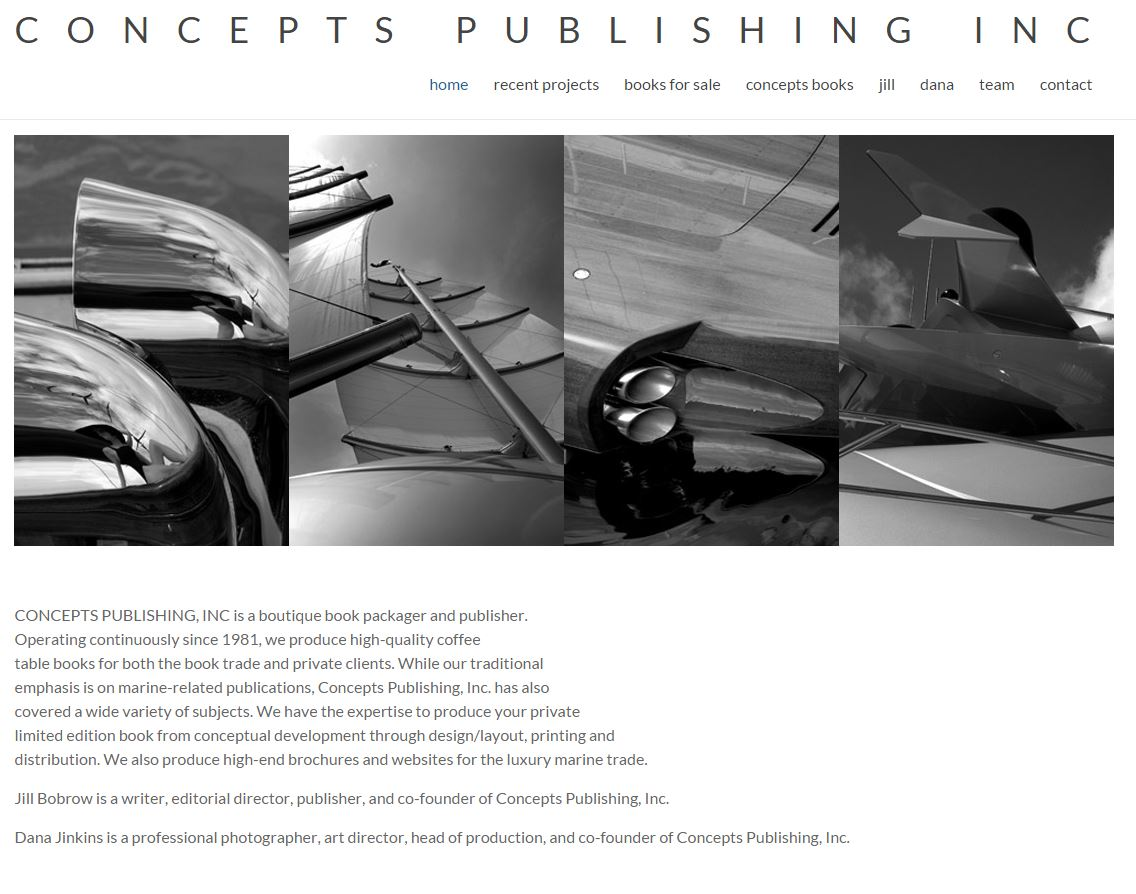 Concepts Publishing Inc.