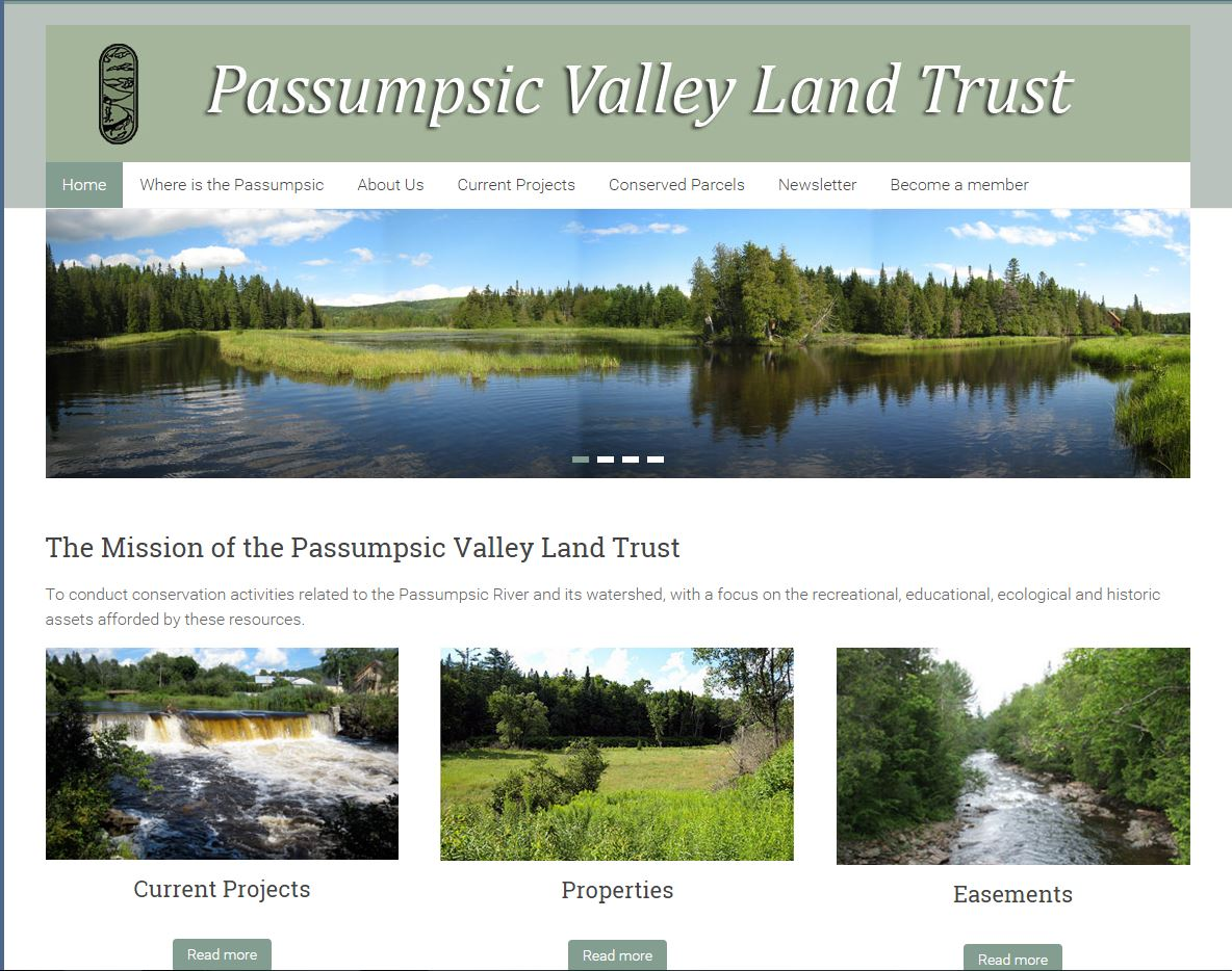 Passumpsic Valley Land Trust