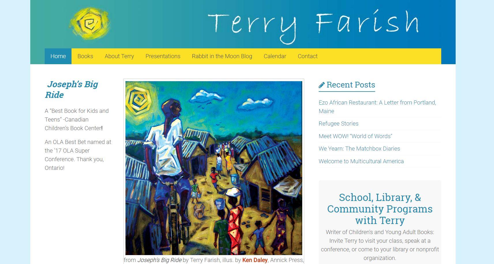 Terry Farish