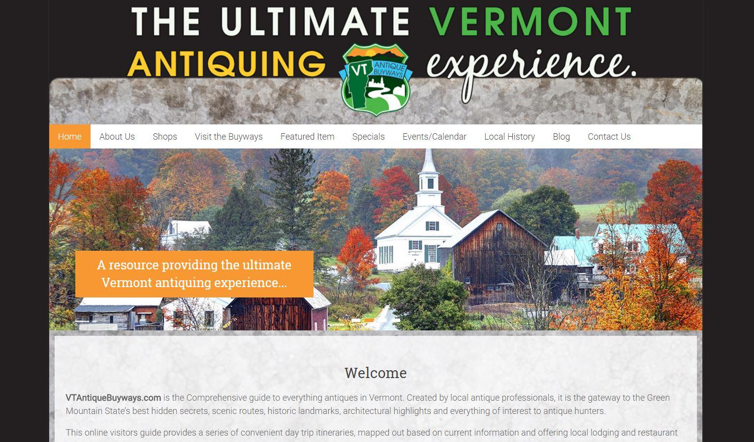 Vermont Antique Buyways