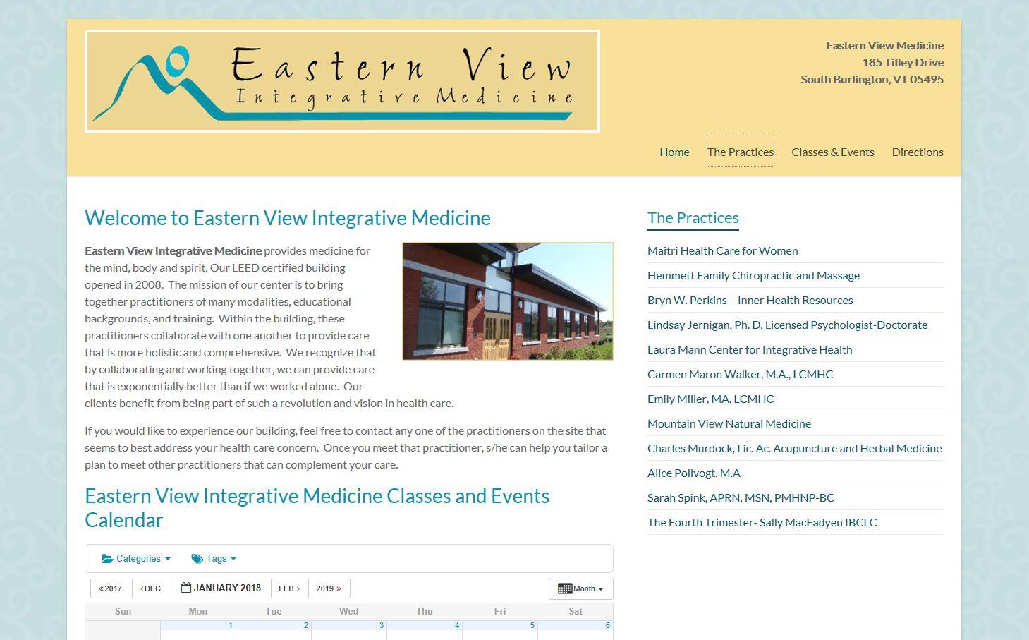 Eatern View Integrative Medicine