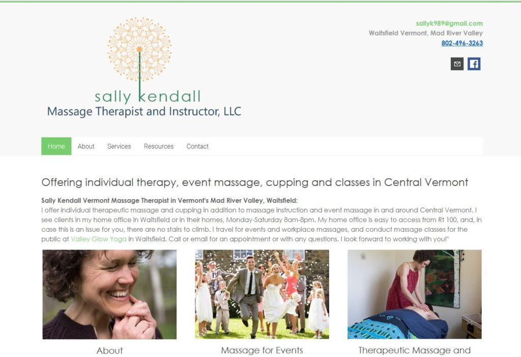 Sally Kendall Message